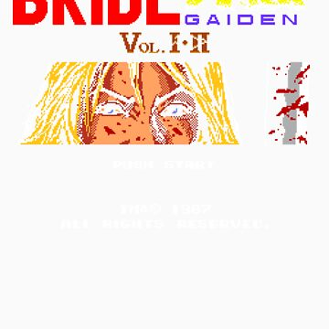 The bride gaiden (Beatrix eyes version) by filippomorini