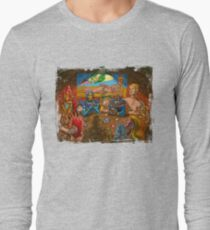 Toys Playing Uno Long Sleeve T-Shirt