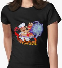 Turducken! Womens Fitted T-Shirt