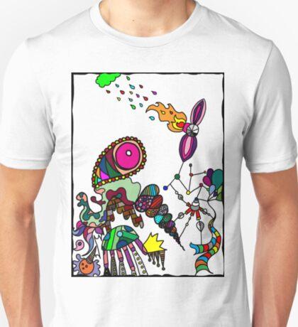 Coloured Rain T-Shirt