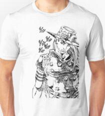 Jojo - Gyro Zeppeli (Black) Unisex T-Shirt