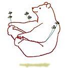 Bear float by JayZ99