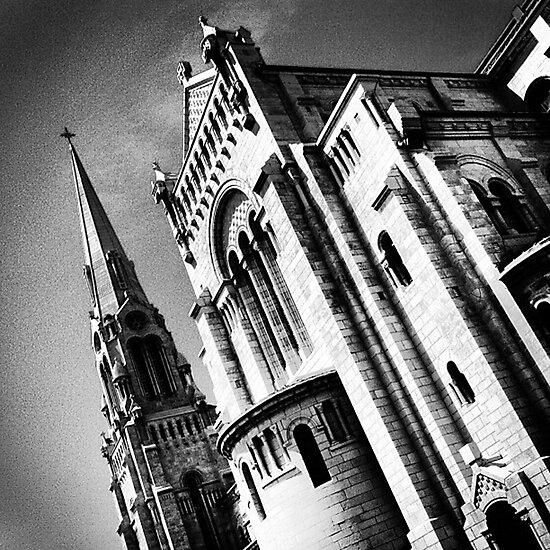 Sainte-Anne de Beaupré by albertot