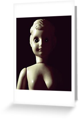The Doll from childhood by iamelmana