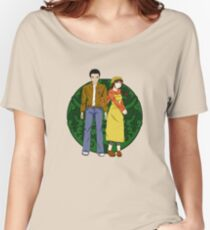 Ryo and Shenhua - Shenmue Women's Relaxed Fit T-Shirt