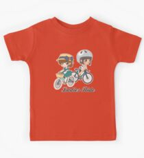 Ladies Ride Kids Tee