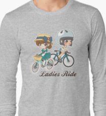 Ladies Ride Long Sleeve T-Shirt