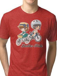 Ladies Ride Tri-blend T-Shirt