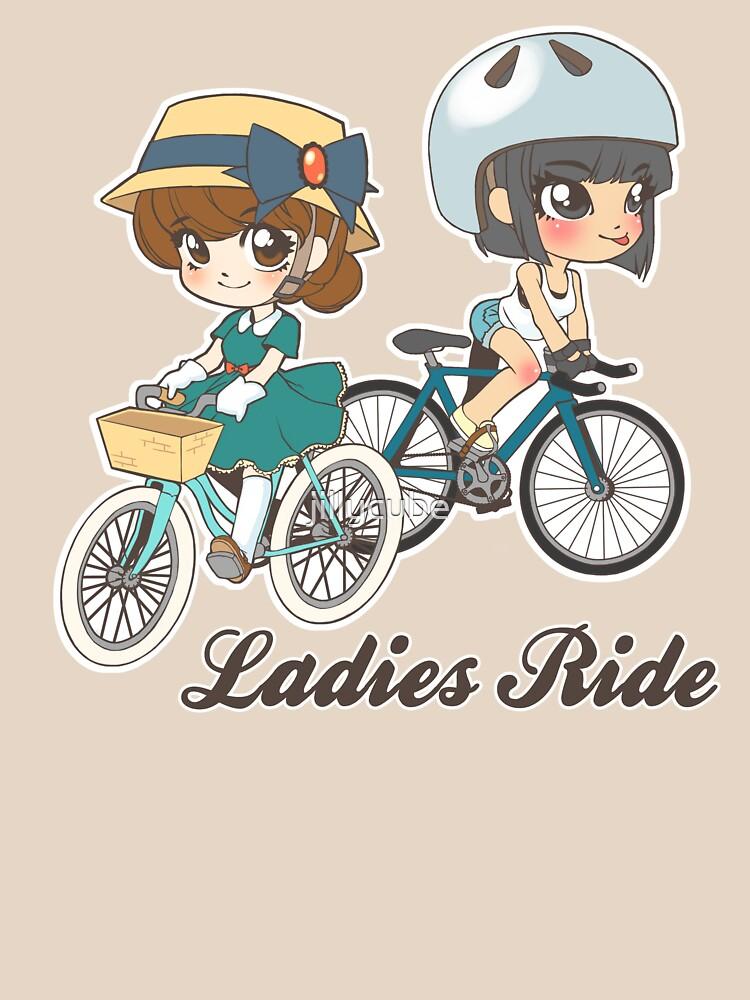 Ladies Ride by jillycube