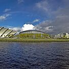 Glasgow's Clydeside by David Alexander Elder