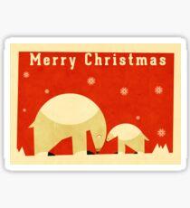 Polar Bear 5 Sticker