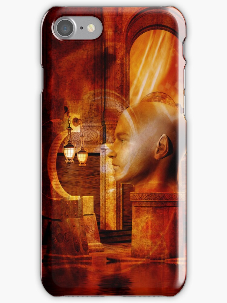 Mesmerized iPHONE Case by Pamela Phelps
