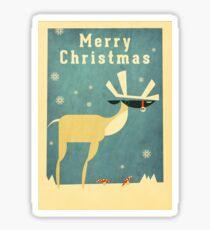 Reindeer 1 Sticker