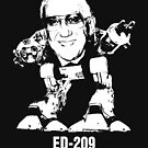 Ed-209 by Kirk Shelton