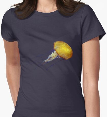 Electric Jellyfish T-Shirt American Apparel T-Shirt