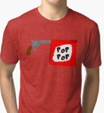 Magnitude Pop Pop Tri-blend T-Shirt