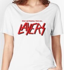 Layers Women's Relaxed Fit T-Shirt