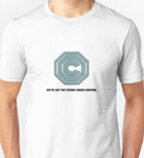 OMNICORP - WE'VE GOT THE FUTURE UNDER CONTROL - ROBOCOP REBOOT Unisex T-Shirt