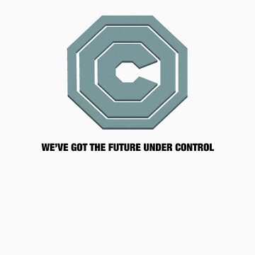 OMNICORP - WE'VE GOT THE FUTURE UNDER CONTROL - ROBOCOP REBOOT by techwiz