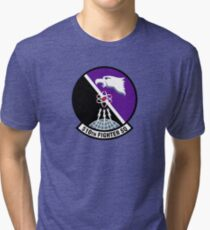 510th Fighter Squadron - US Air Force Tri-blend T-Shirt