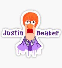 Meeper Fever. (Purple) Sticker