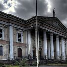 Crumlin Road Courthouse by Victoria limerick