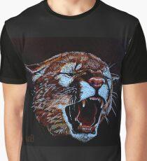 Wild Warning Graphic T-Shirt
