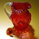 Little Red Jug by GraemeR