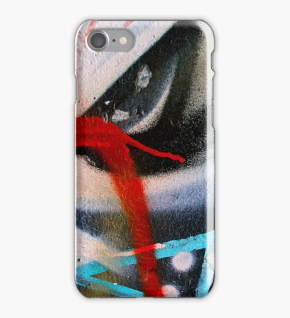 The Letter Eye iPhone Case/Skin