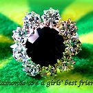 Diamonds are a girls best friends... by ©The Creative  Minds