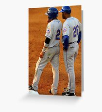An Evening At The Game ~ Part Five Greeting Card