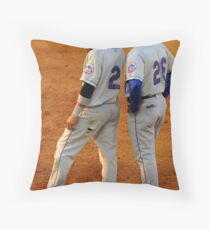 An Evening At The Game ~ Part Five Throw Pillow