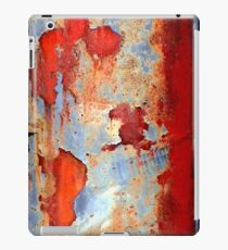 Beauty of damage abstract iPad Case/Skin