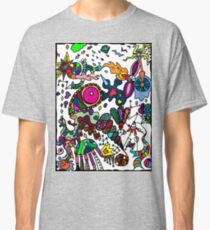 Coloured Rain 2 Classic T-Shirt