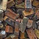 Bricking it! by Tsitra
