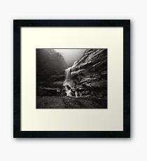 Bridal Veil Falls III Framed Print