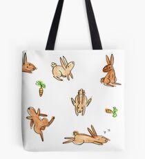 Bunnies! Tote Bag