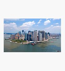 Manhattan - New York Photographic Print