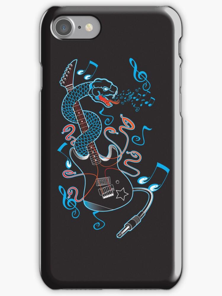 6 Strings of Venom! by Daniel  Pittenger