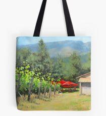Delfino Vineyard Tote Bag