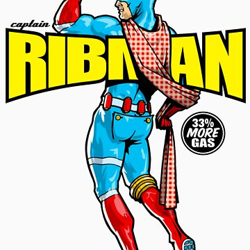Captain RibMan - 33% More Gas by RibMan