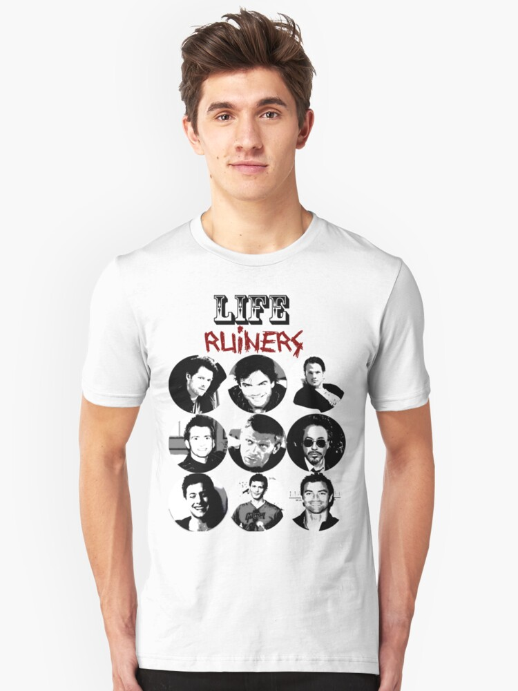 Life Ruiners - Male Edition by PippinT