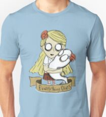 Wendy, Don't starve T-Shirt