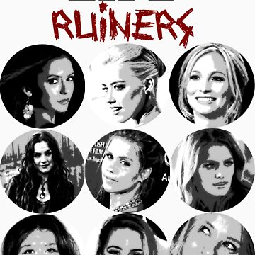 Life Ruiners - Female Edition by PippinT
