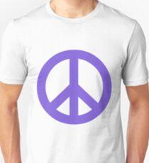 Peace - pale blue. T-Shirt
