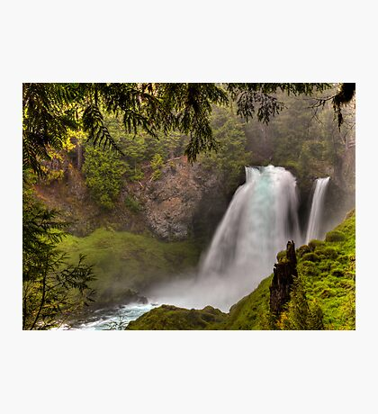 Flowing Beauty Photographic Print