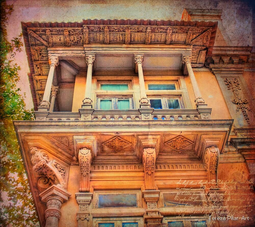 varanda by terezadelpilar ~ art & architecture