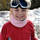 Ready for Snow Play by Karina Walther