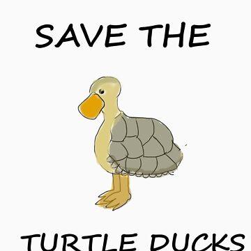 SAVE THE TURTLE DUCKS- AVATAR/LOK by avatarem