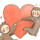 For the love of sloths by Nikita Horridge